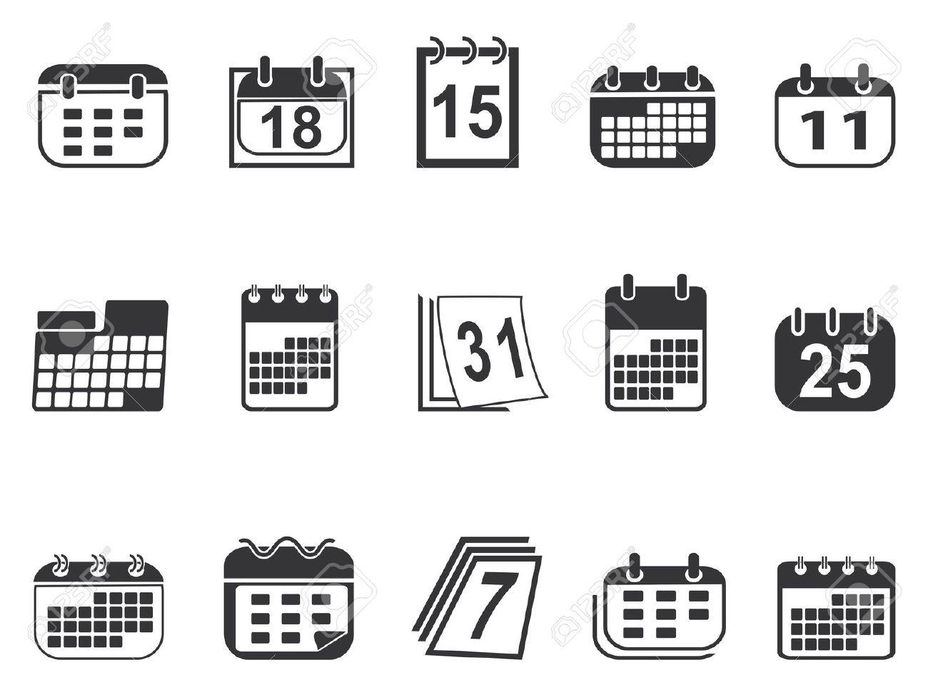 Free Calendar Icon Cliparts Download Free Clip Art Free