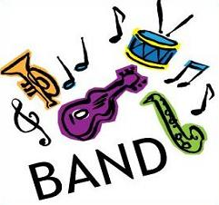 Image result for band concert clipart