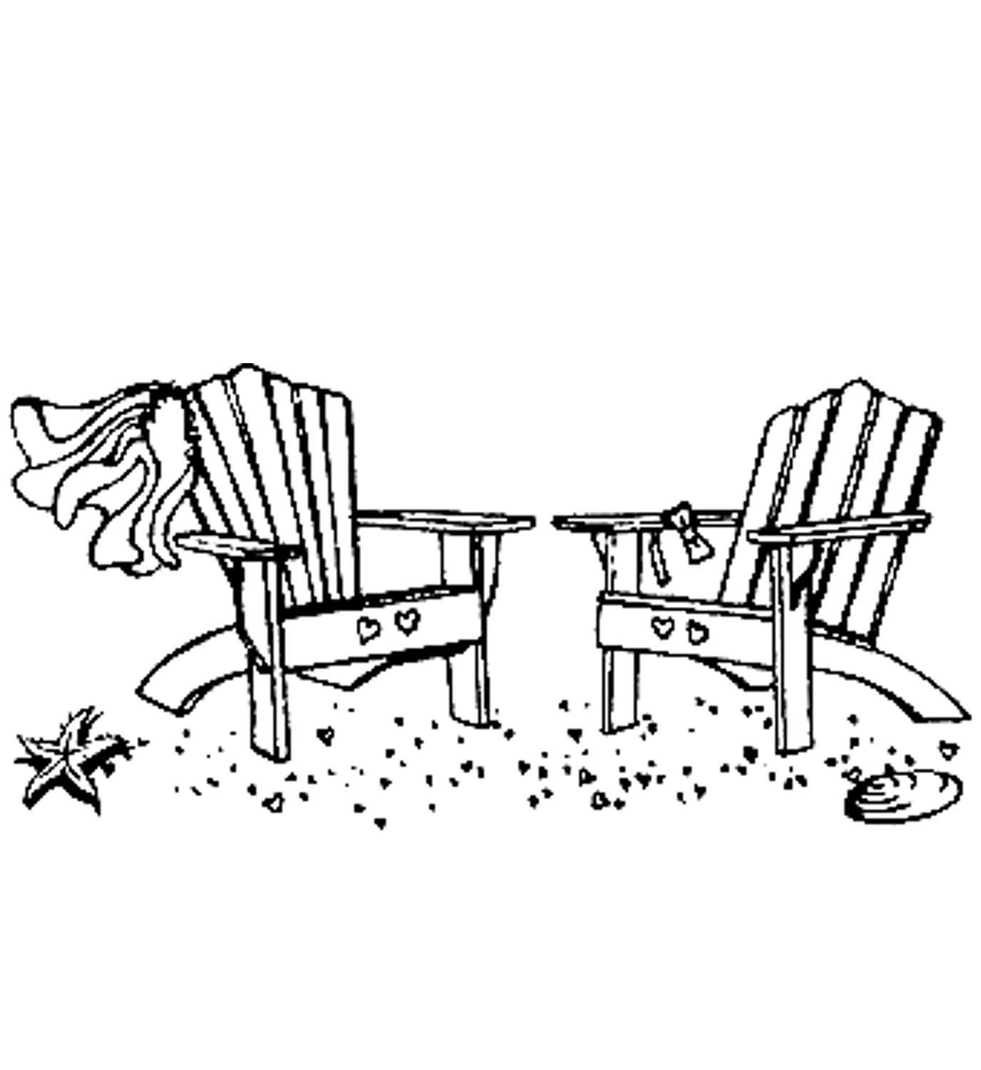Free Beach Chair Cliparts Download Free Clip Art Free