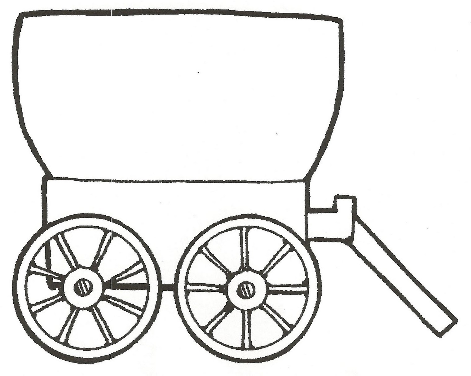 Free Western Wagon Cliparts Download Free Clip Art Free