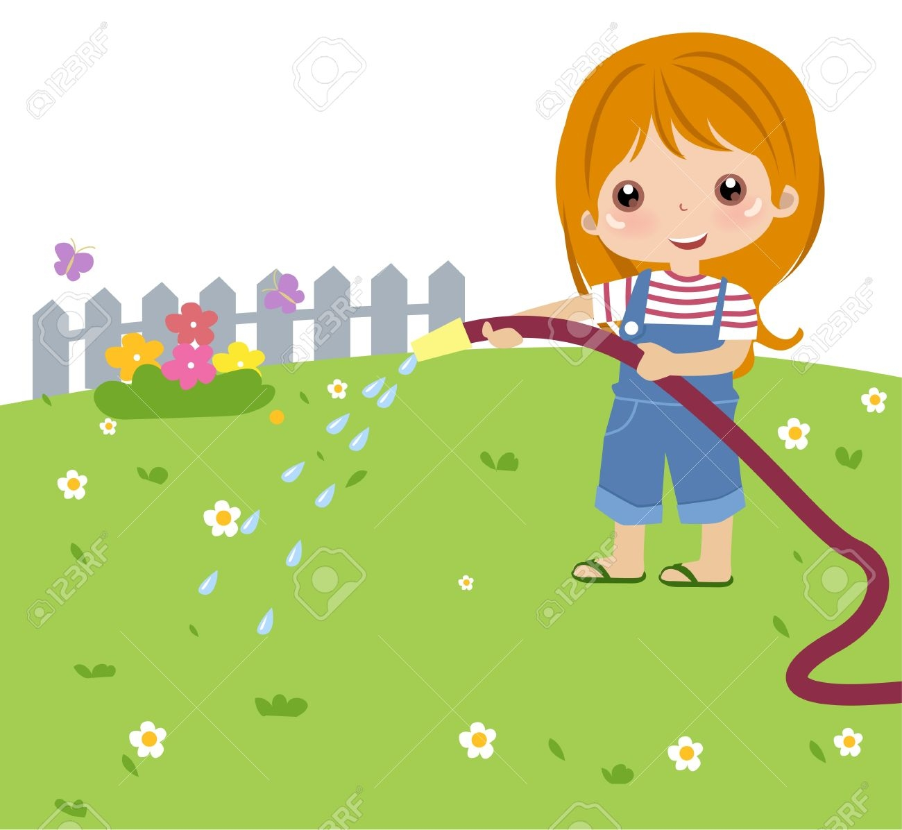 Free Watering Plants Cliparts Download Free Clip Art