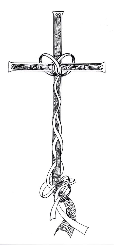 Religious Border Clip Art Black And White