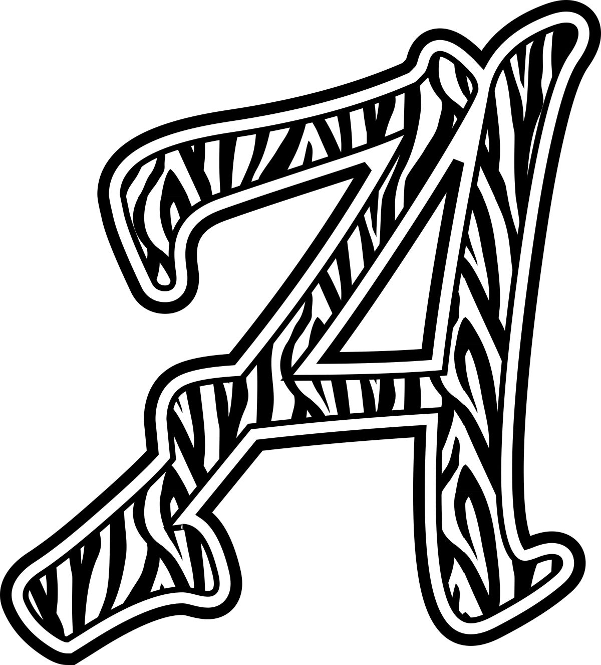 Free Printable Alphabet Cliparts Download Free Clip Art