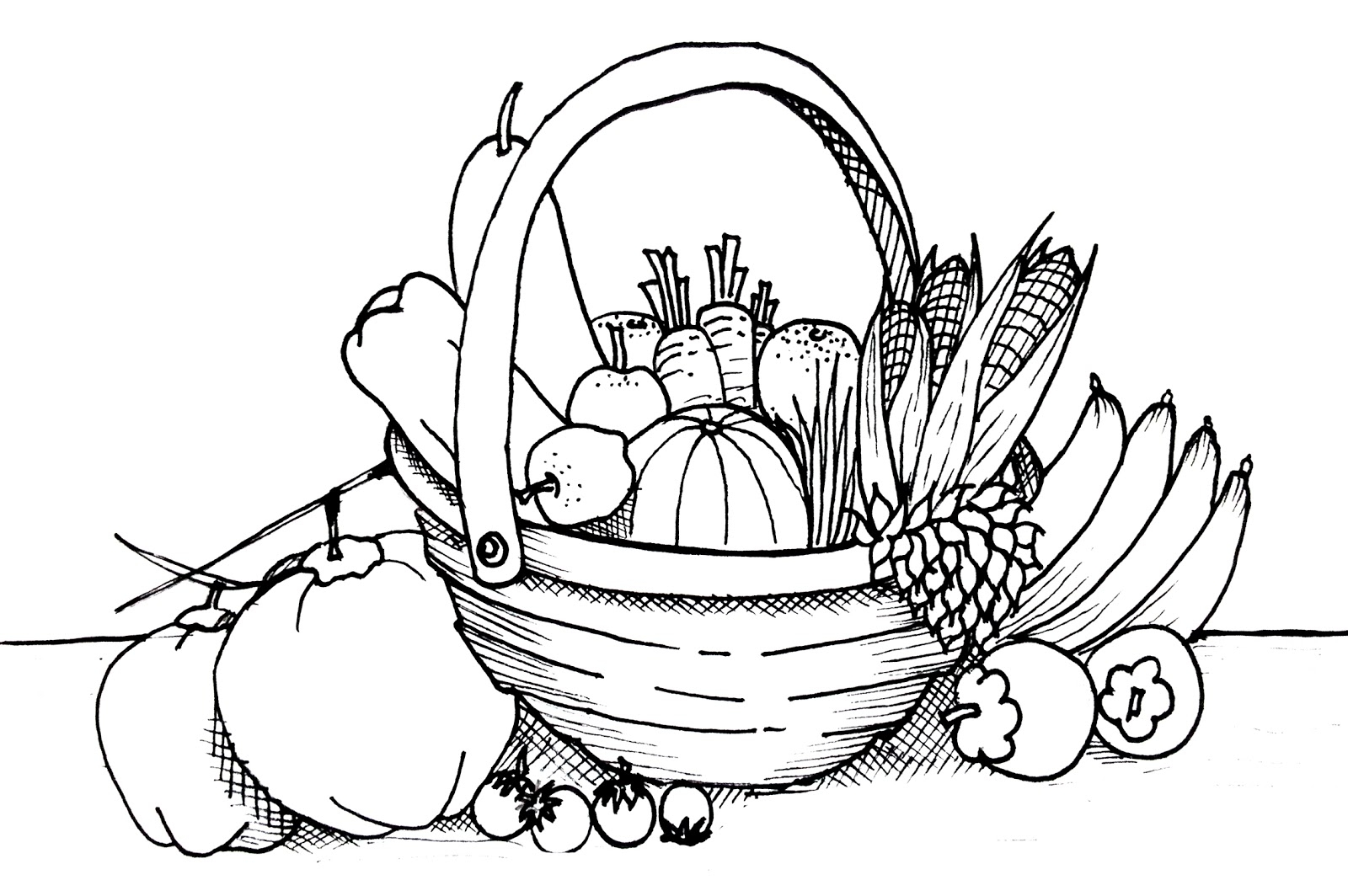 Free Vegetables Drawing Cliparts Download Free Clip Art