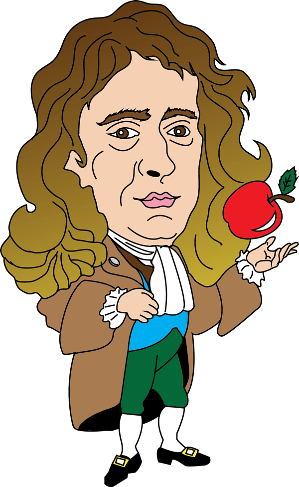 Isaac Newton Cliparts Free Download Clip Art Free Clip