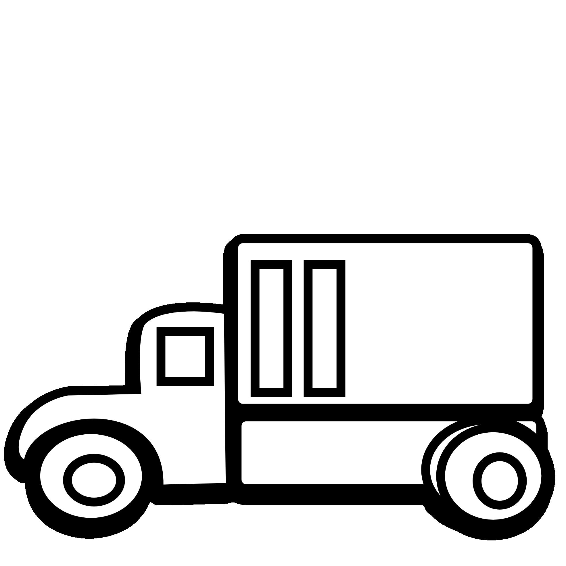 Free Black Truck Cliparts Download Free Clip Art Free