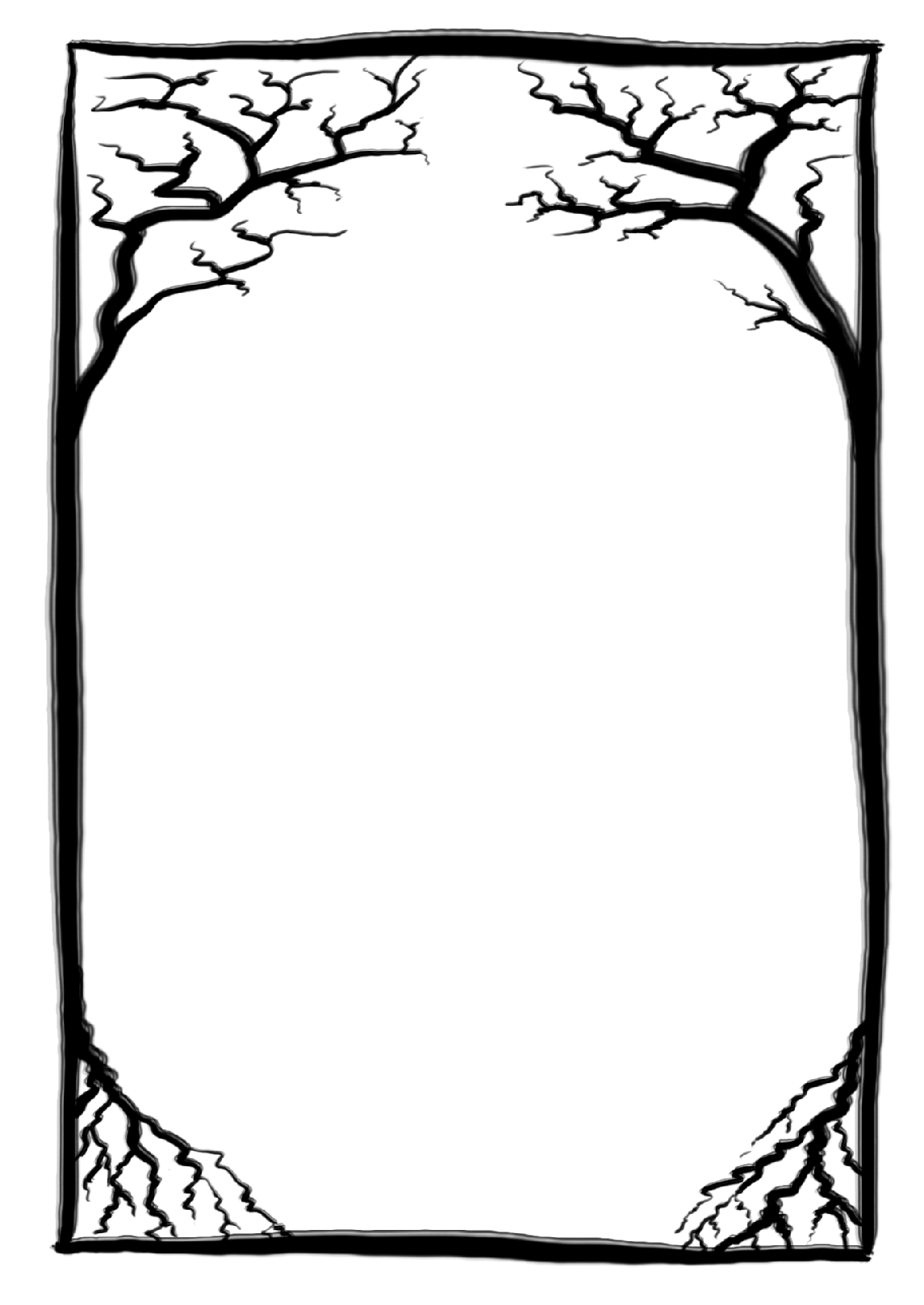 Free Halloween Frame Cliparts Download Free Clip Art