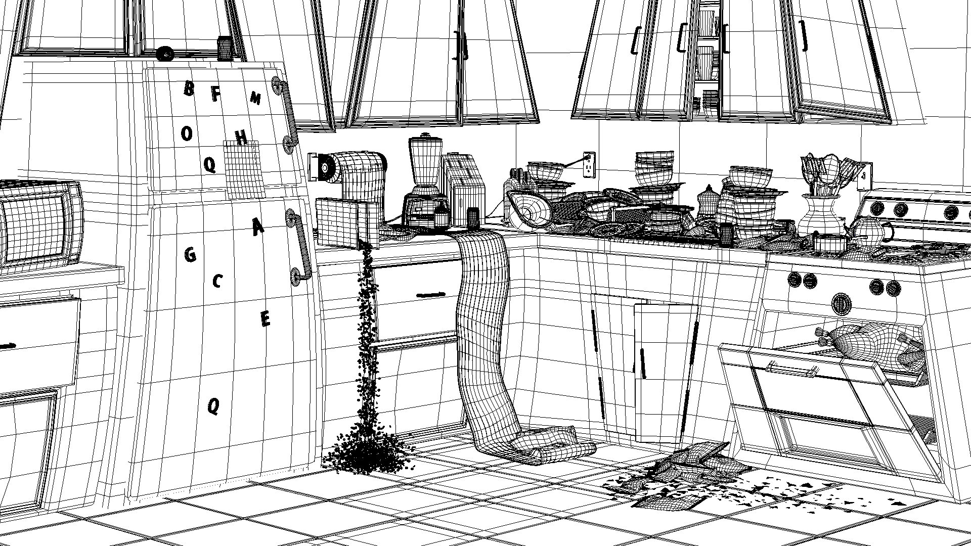 Free Kitchen Mess Cliparts Download Free Clip Art Free