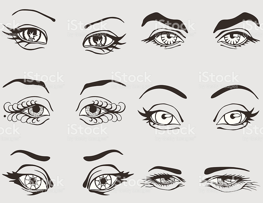 Free Angry Eyebrows Cliparts Download Free Clip Art Free