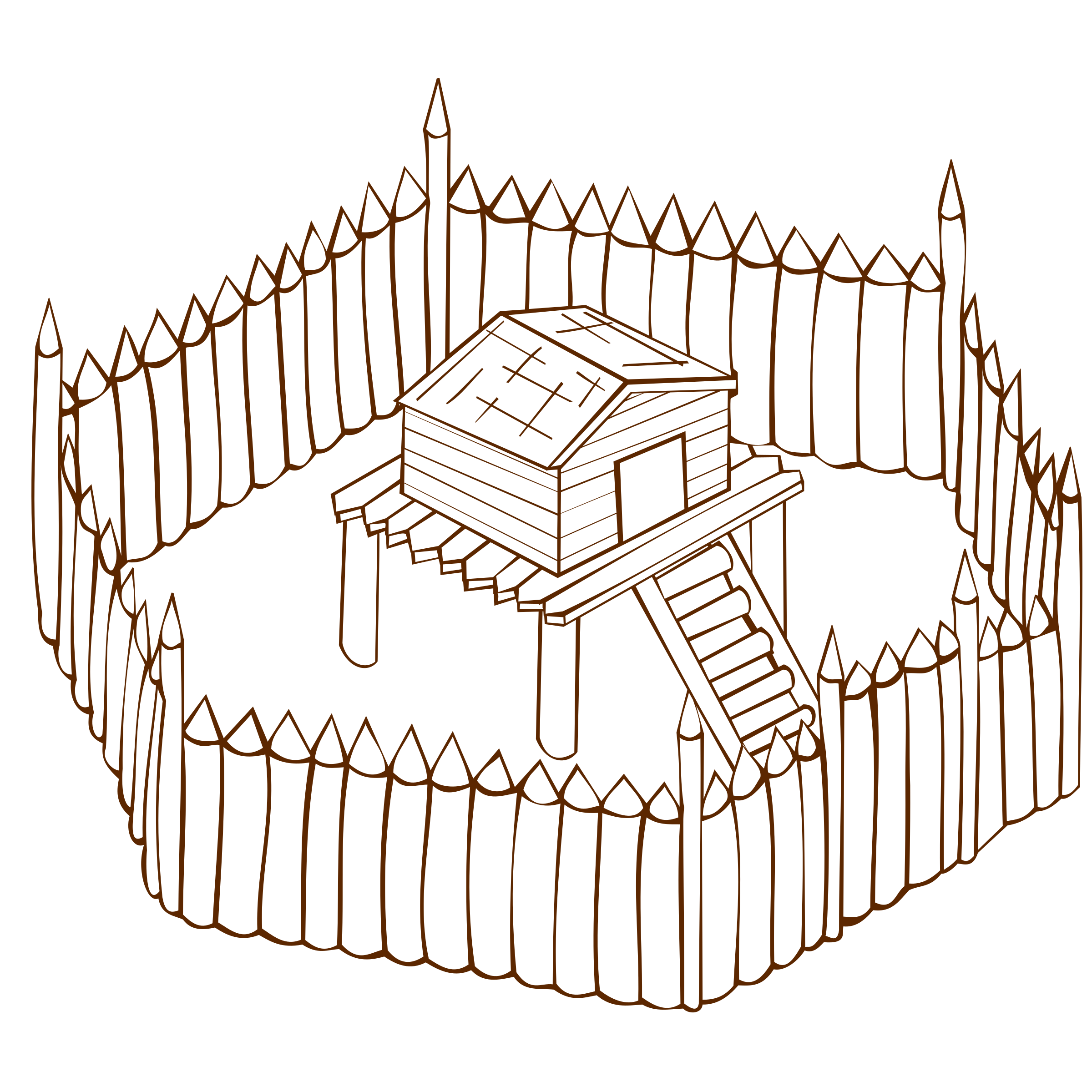 Free Fort Log Cliparts Download Free Clip Art Free Clip
