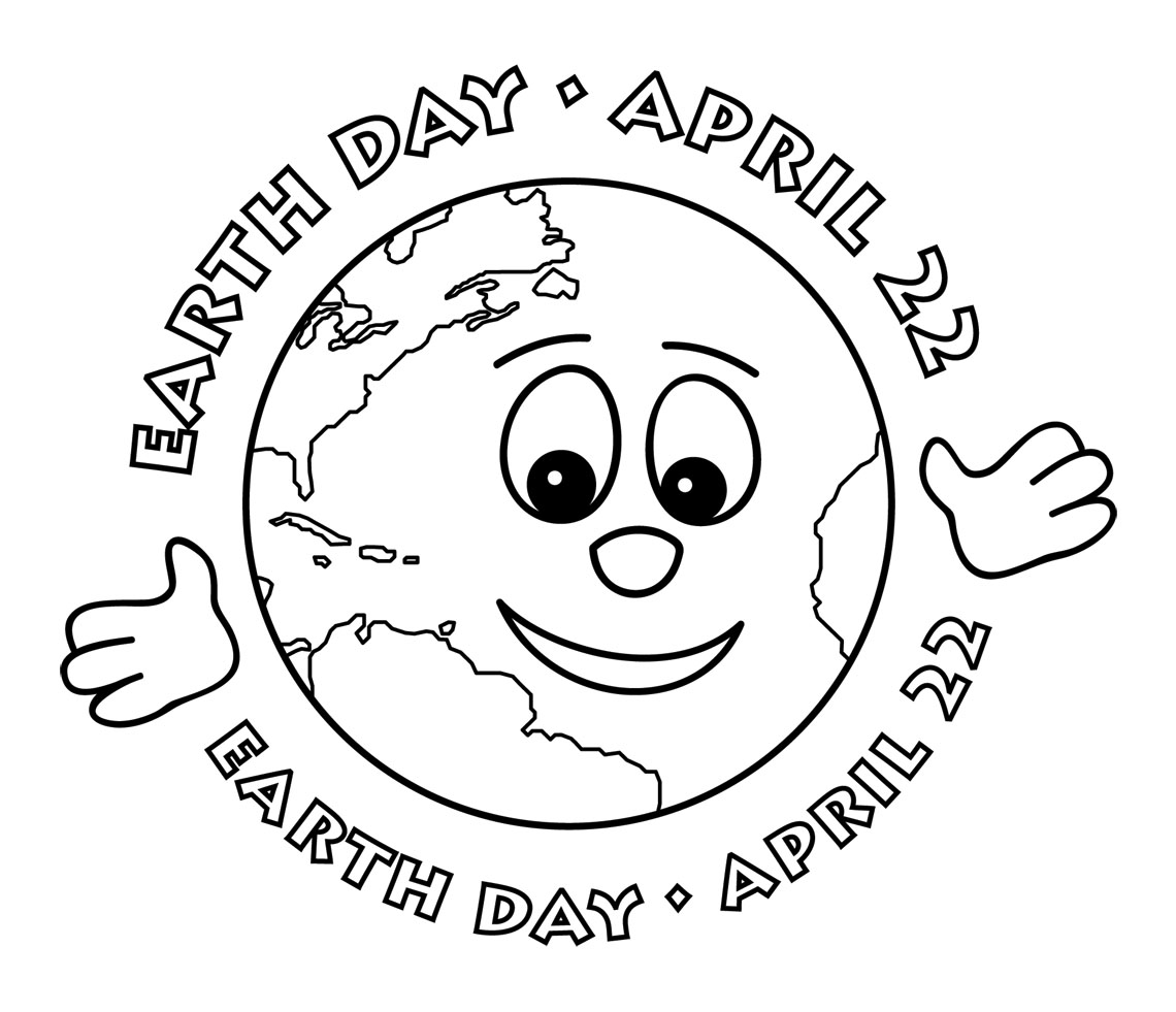 Earth Clipart Black And White Free Clipart Image 3