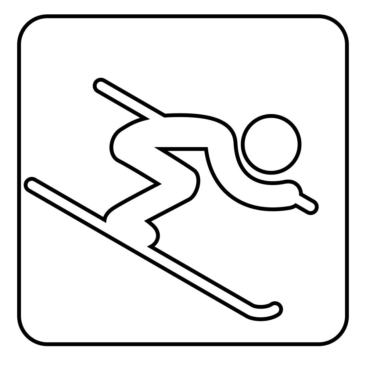 Free Ski Cliparts Black Download Free Clip Art Free Clip