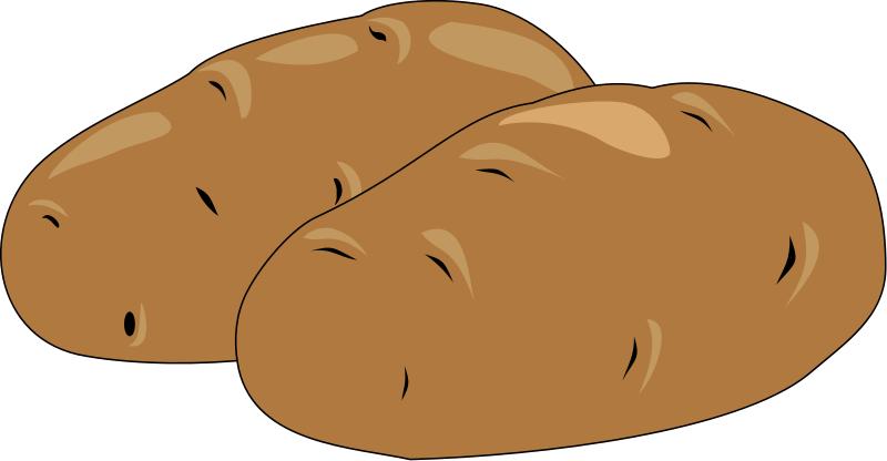 Potato Cliparts