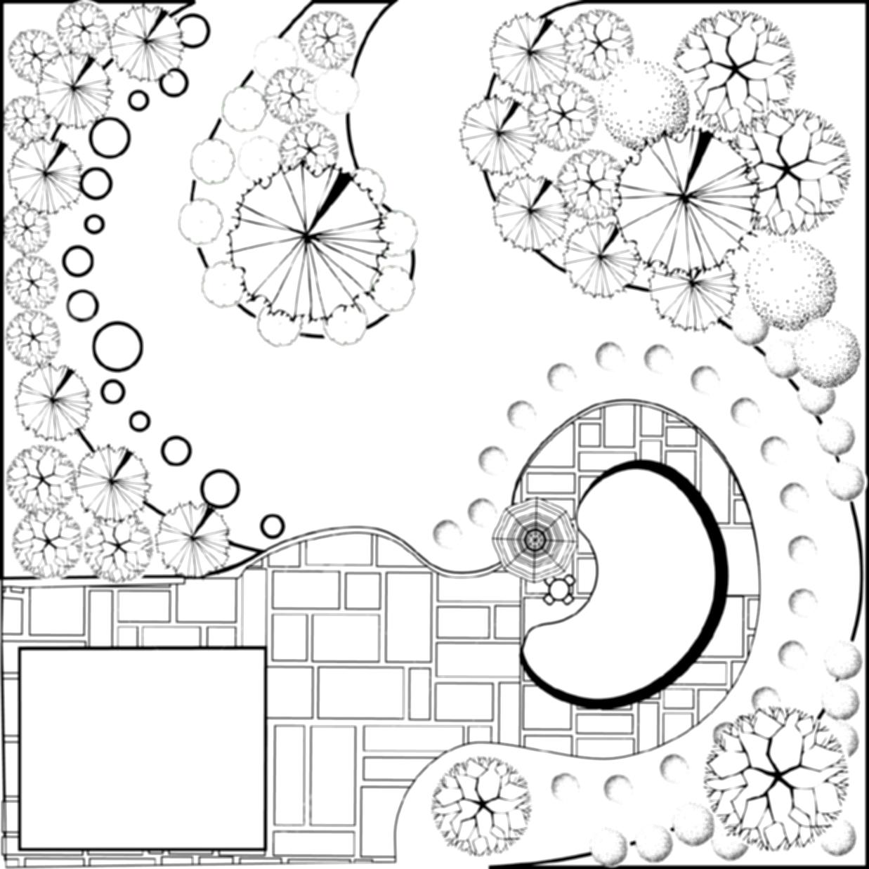 Free Landscaping Design Cliparts Download Free Clip Art