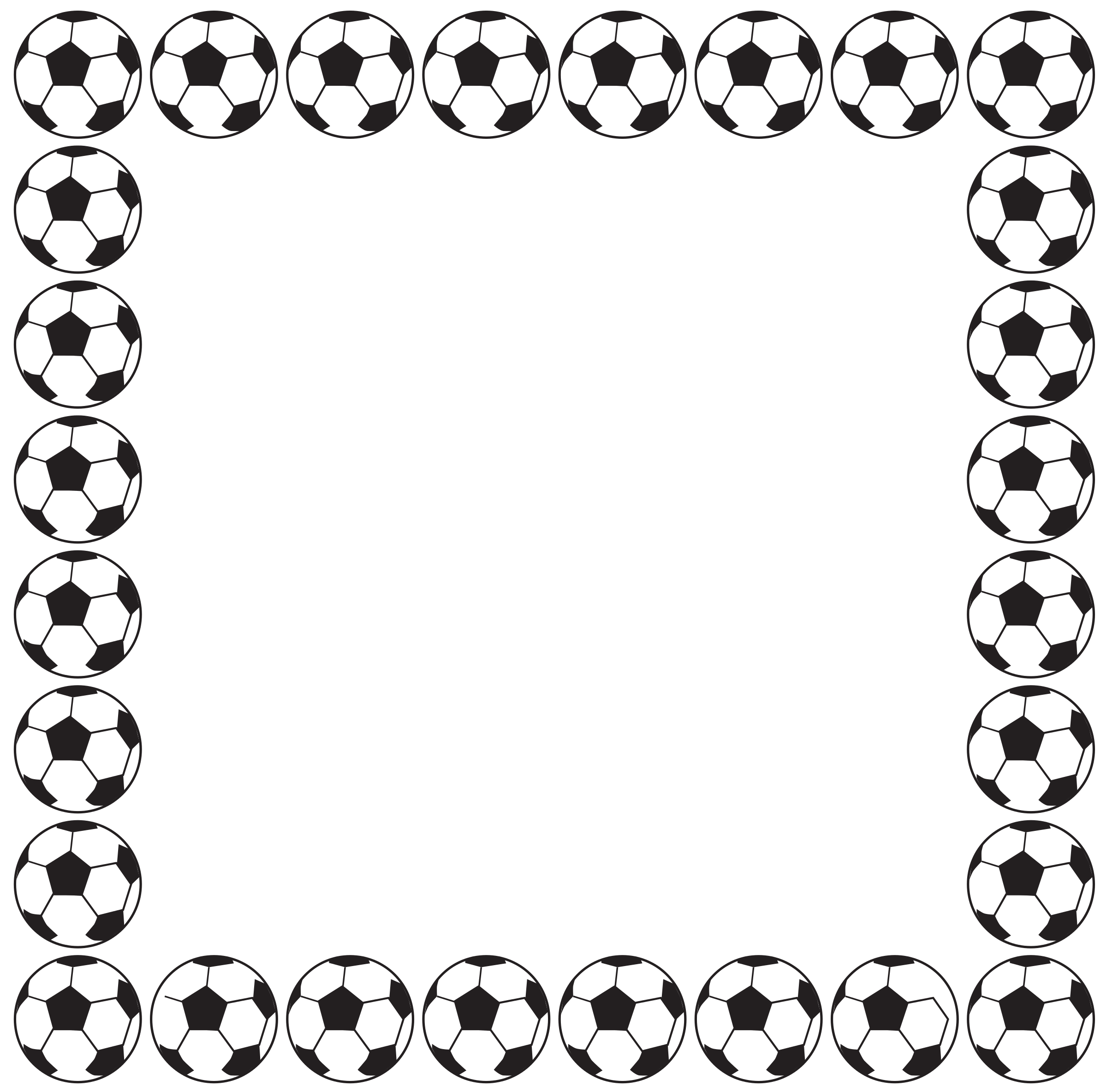 Free Football Square Cliparts Download Free Clip Art