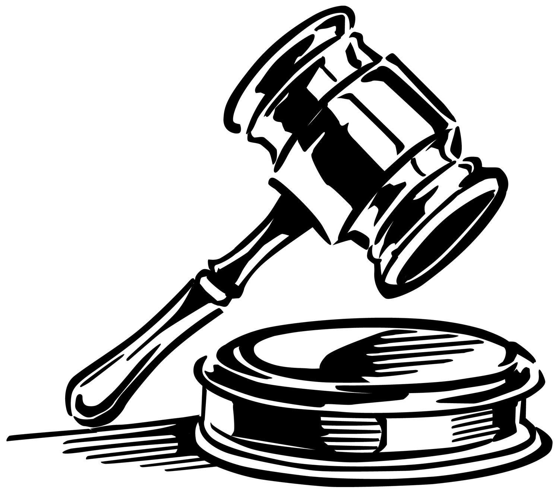 Free Judicial Hammer Cliparts Download Free Clip Art
