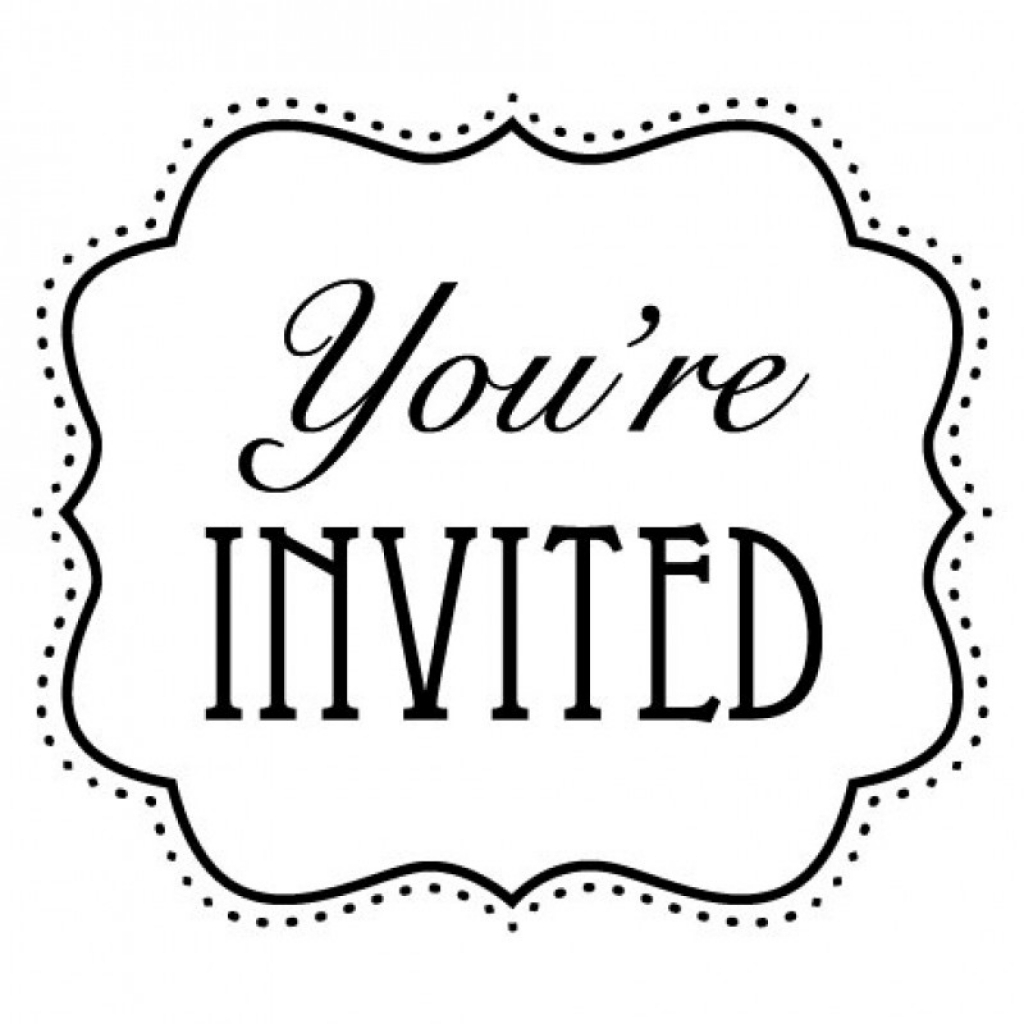 You Re Invited Blue Elephant Baby Shower Sticker