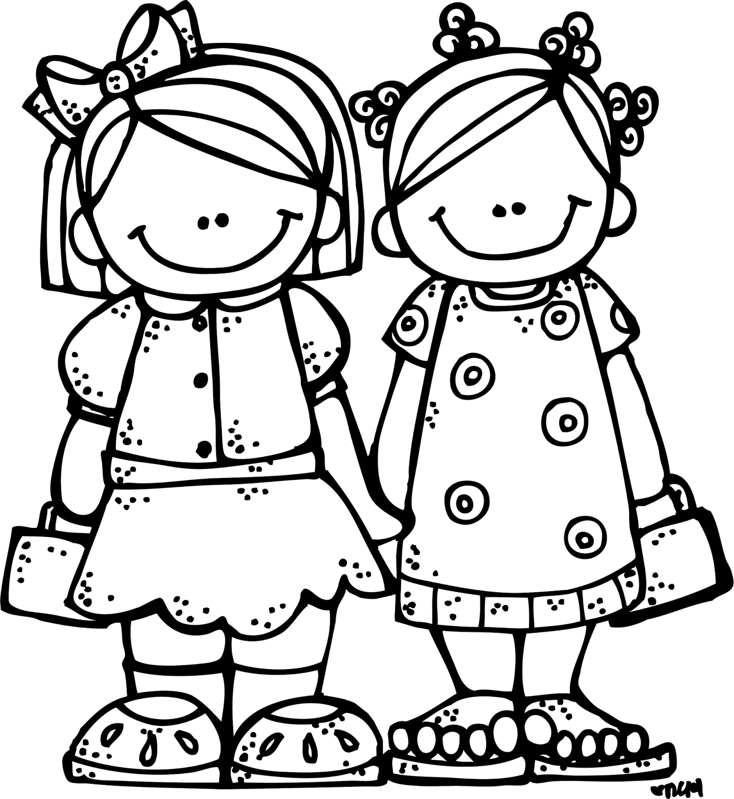 Free Black Sisters Cliparts Download Free Clip Art Free