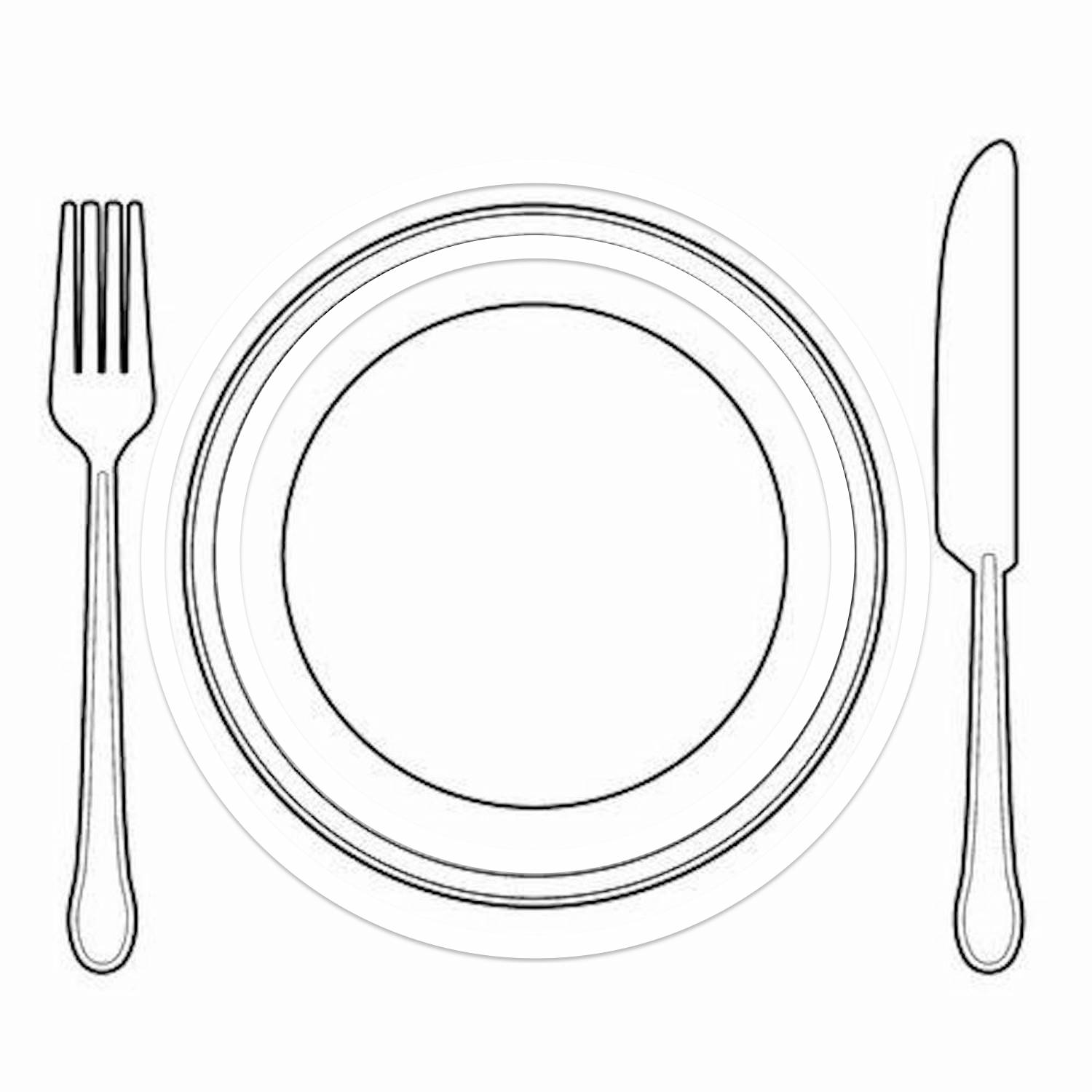 Free Free Plate Cliparts Download Free Clip Art Free