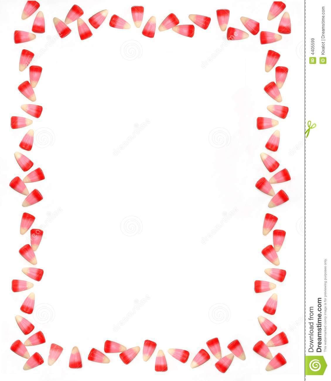 Candy Corn Border Perfect For Valentine S Day Sweet Candy