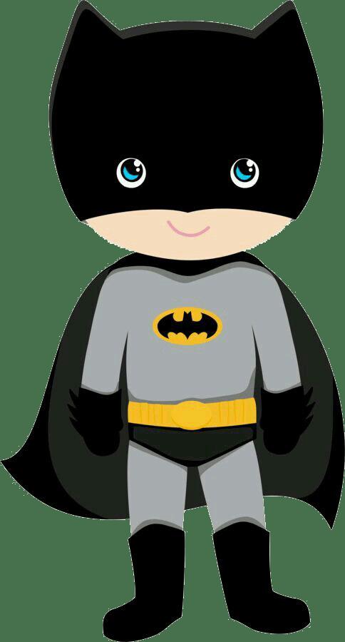 Batman Baby Kid Clipart