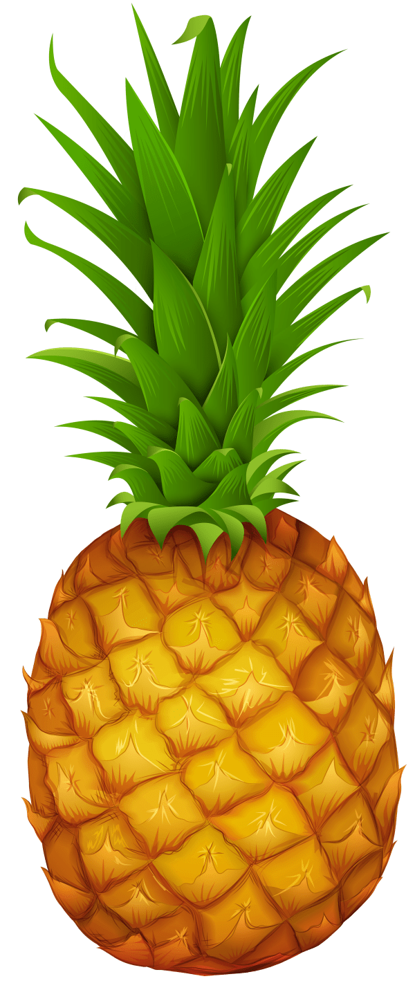 Library of ananas clip royalty free stock png png files ...