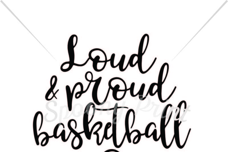 Download Library of basketball mom black and white svg transparent ...