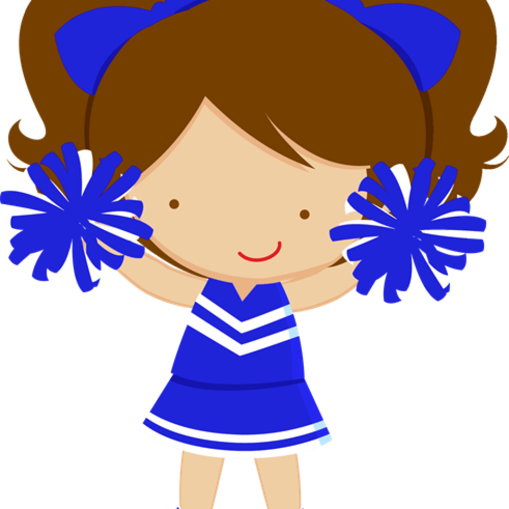 Library Of Kid Cheerleader Image Free Stock Files