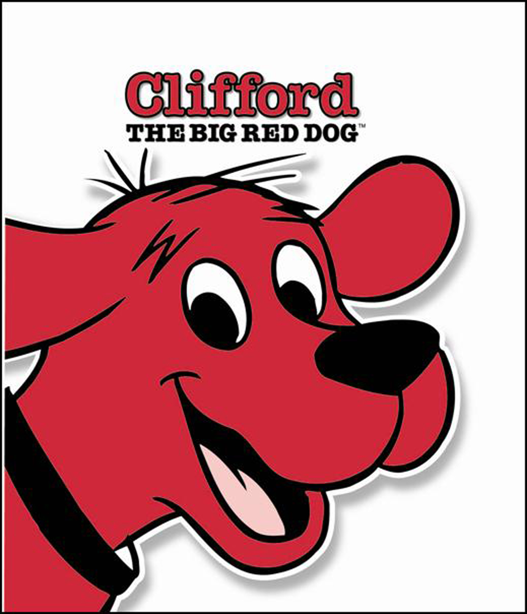 Library Of Clifford The Dog Banner Freeuse Download
