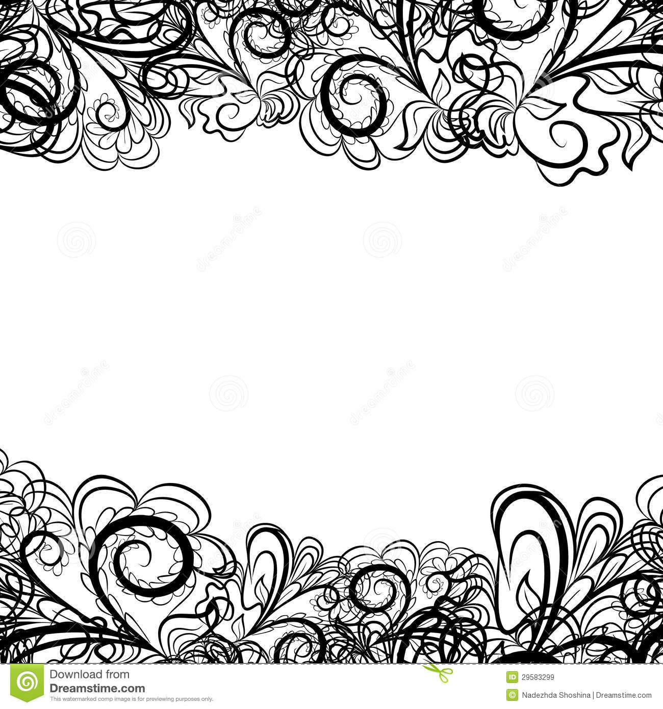 Library Of Lace Border Royalty Free Download Files