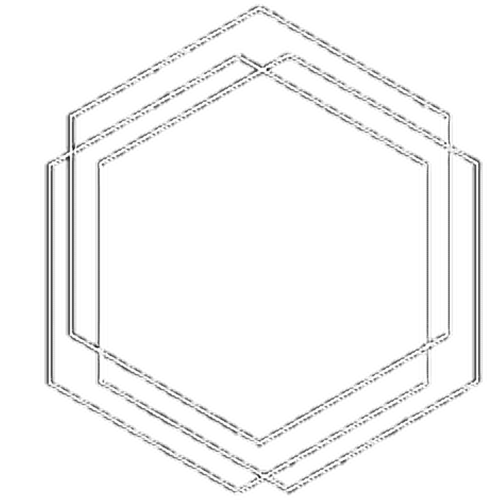 Library Of Gold Hexagon Svg Freeuse Files Clipart Art