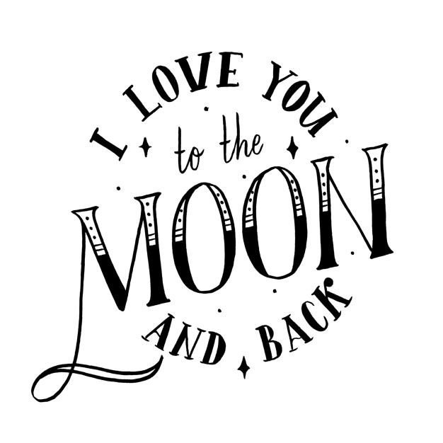Download Library of moon and back jpg black and white stock black ...