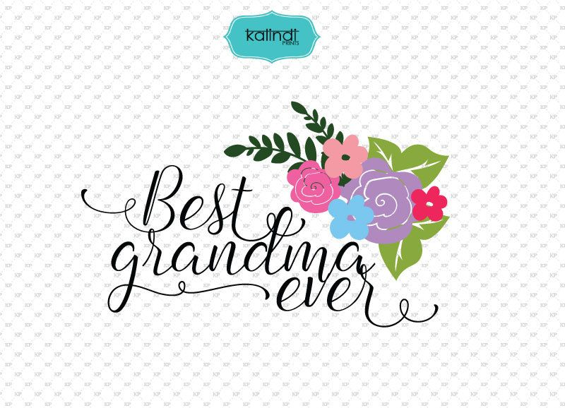 Download Library of pink or blue grandma loves you design png free ...