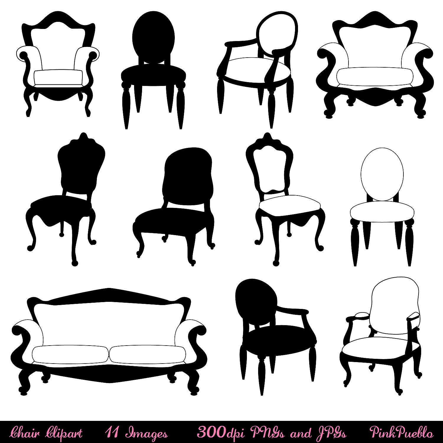 Library Of Seating Vector Freeuse Wedding Files