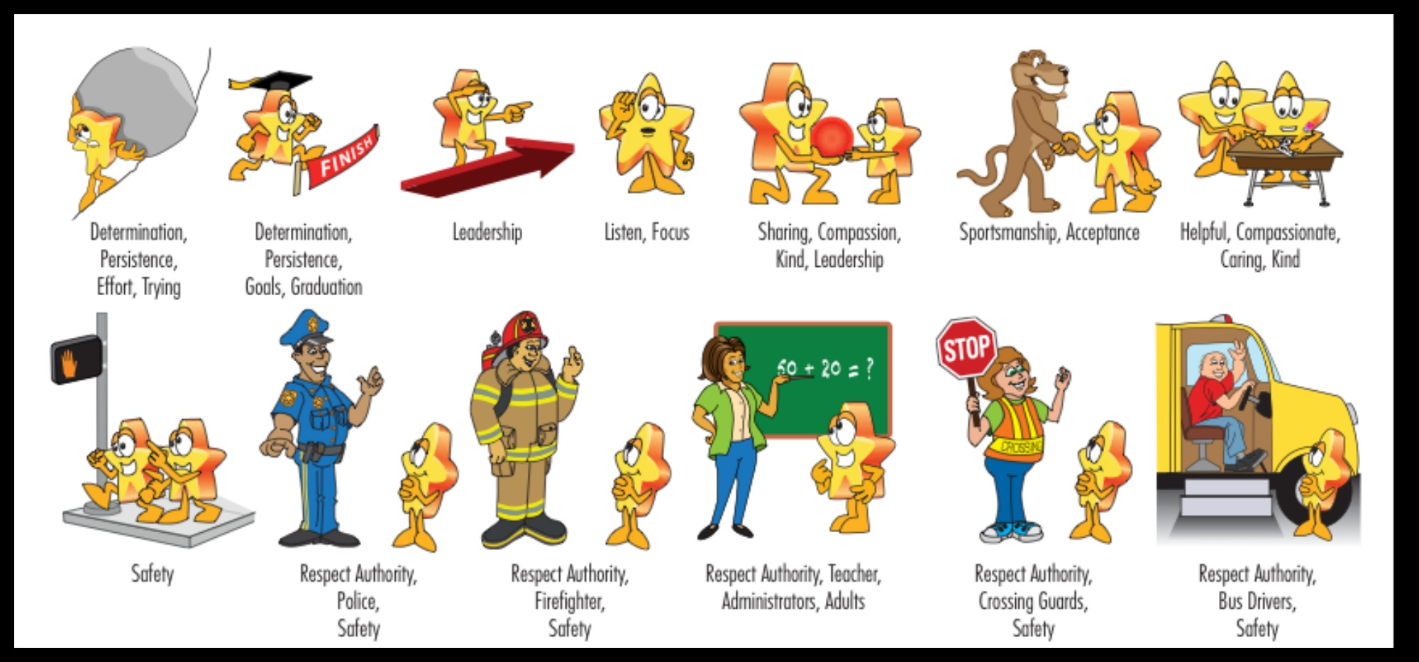 Library Of Skool Bus Behavior Graphic Free Library