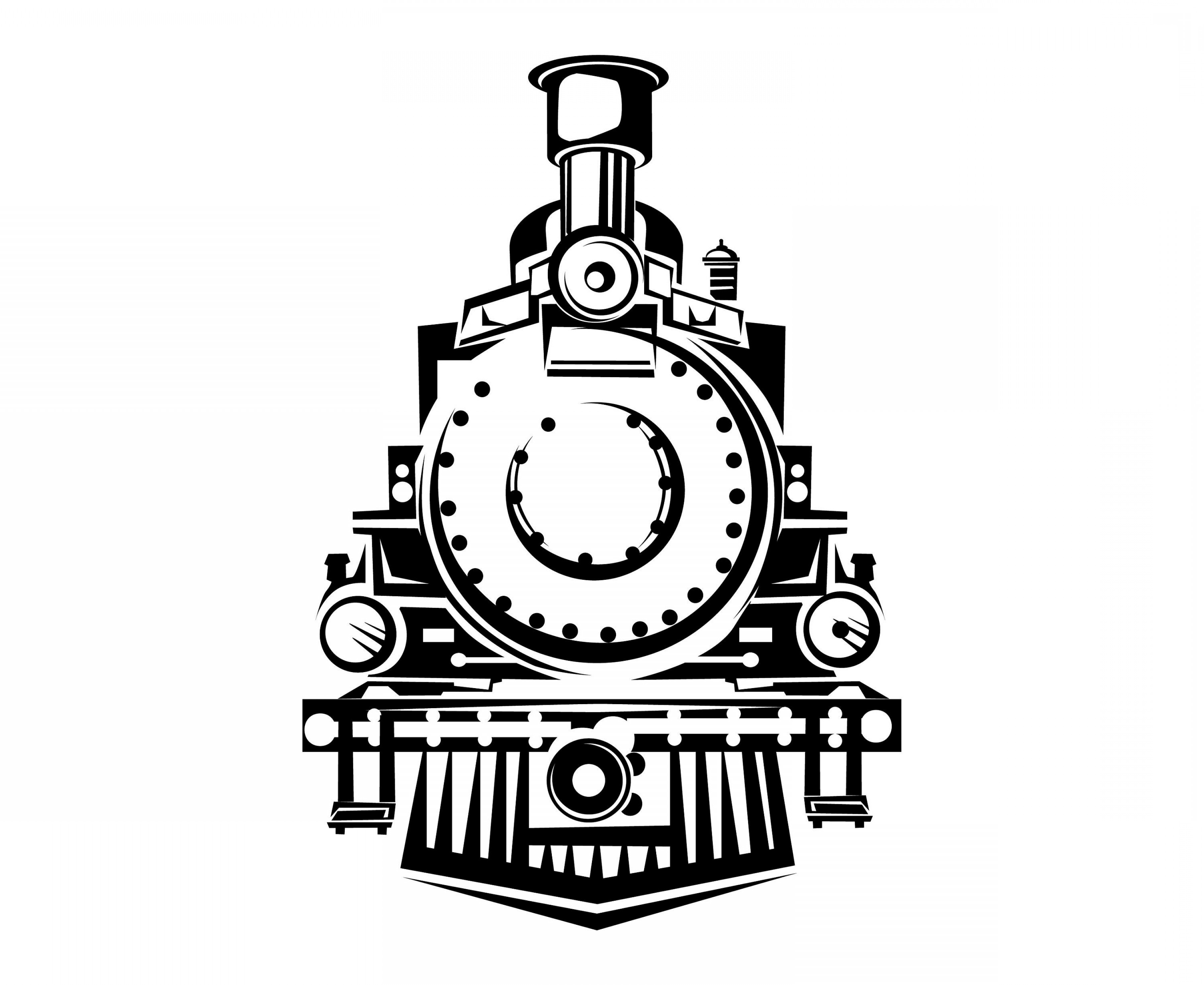 Library Of Train Front View Image Library Files
