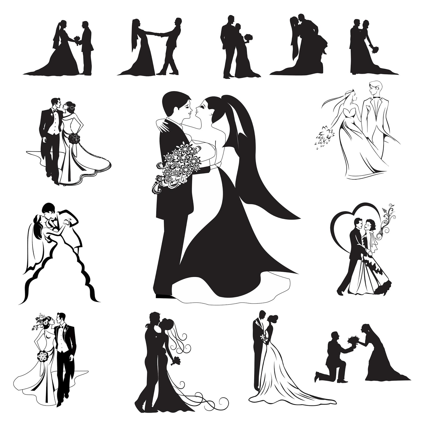 Library Of Wedding Toast Graphic Royalty Free Download