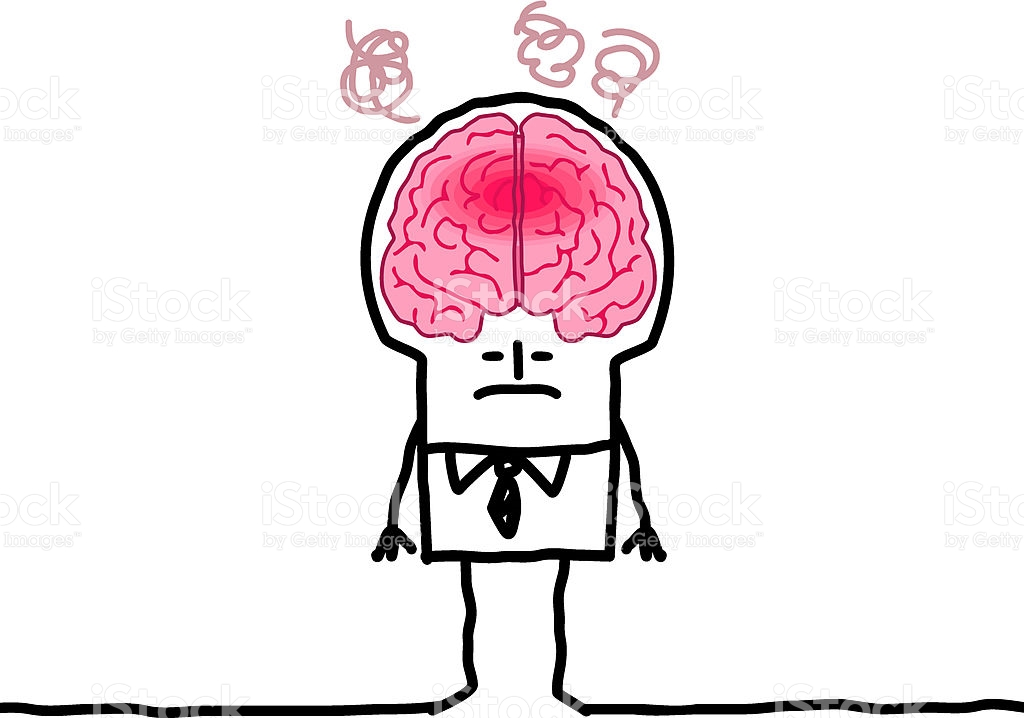 Brain Vector Art