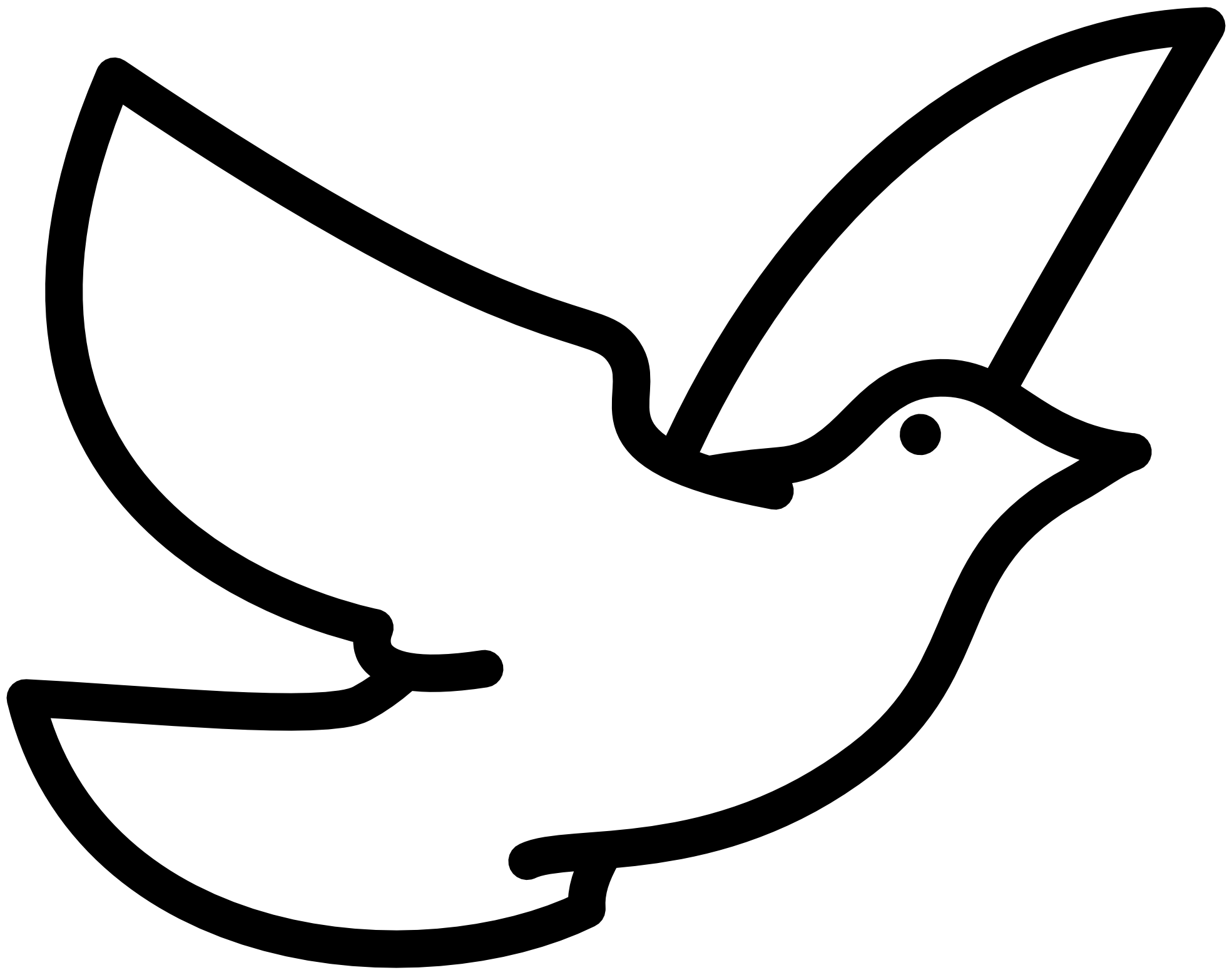 Bird Clipart Black And White Free Clipart Images