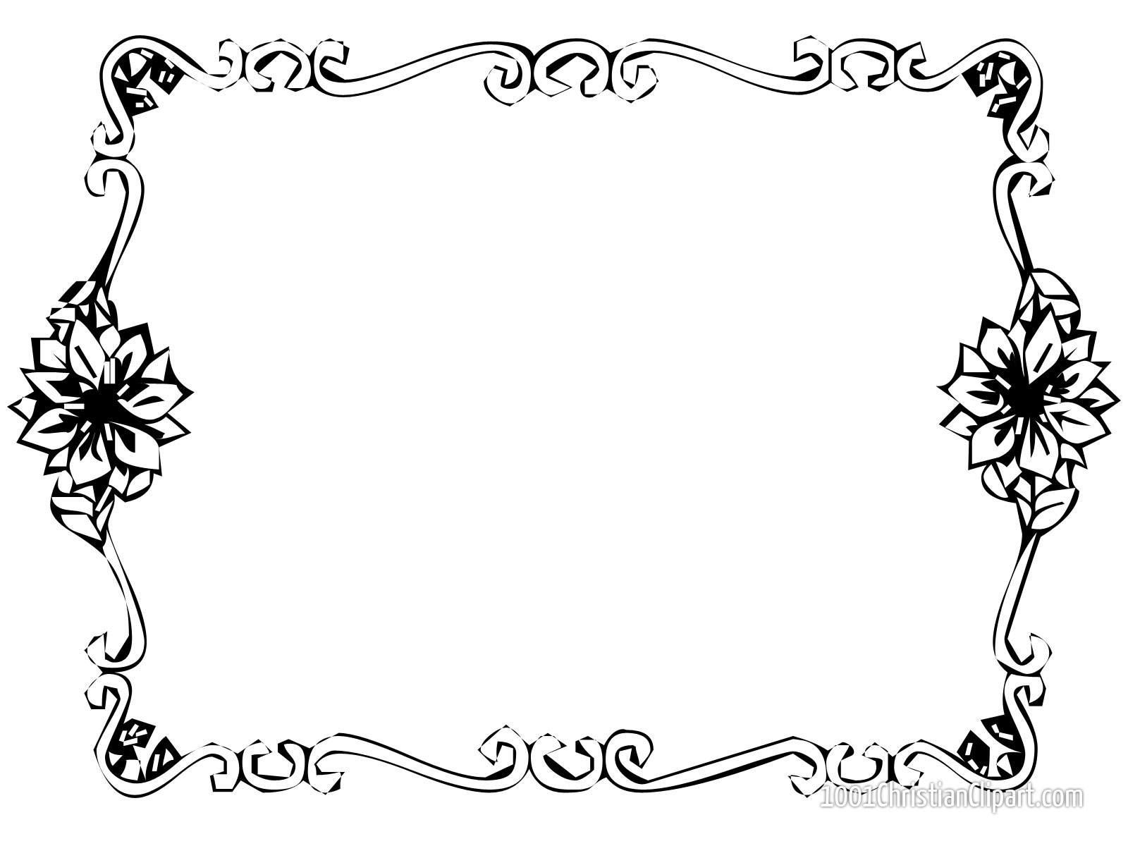 85 Free Clip Art Borders