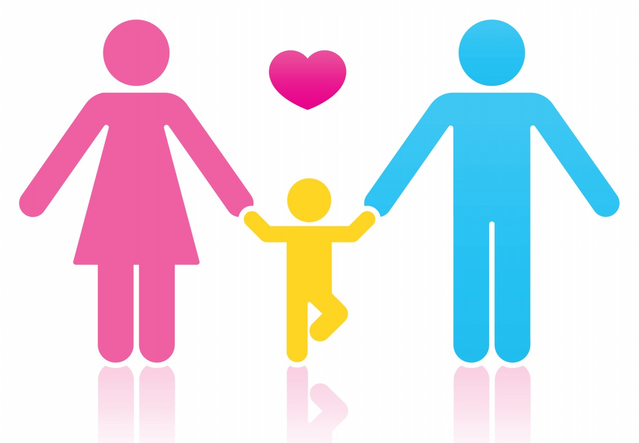 Relationship Parents Cartoon