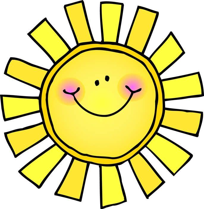 Image result for sunshine clipart