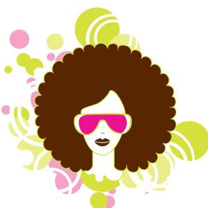 fresh hair clip design pics best glaze implants yummy hair rh ivoirenews net Natural Hair Silhouette Natural Hair Logos