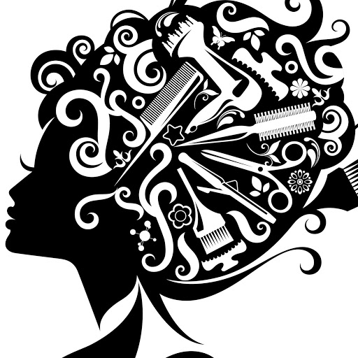 African Pictures American Beautician Cartoon