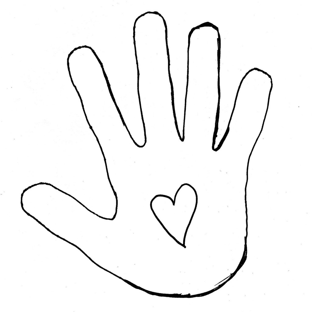 Best Hand Outline
