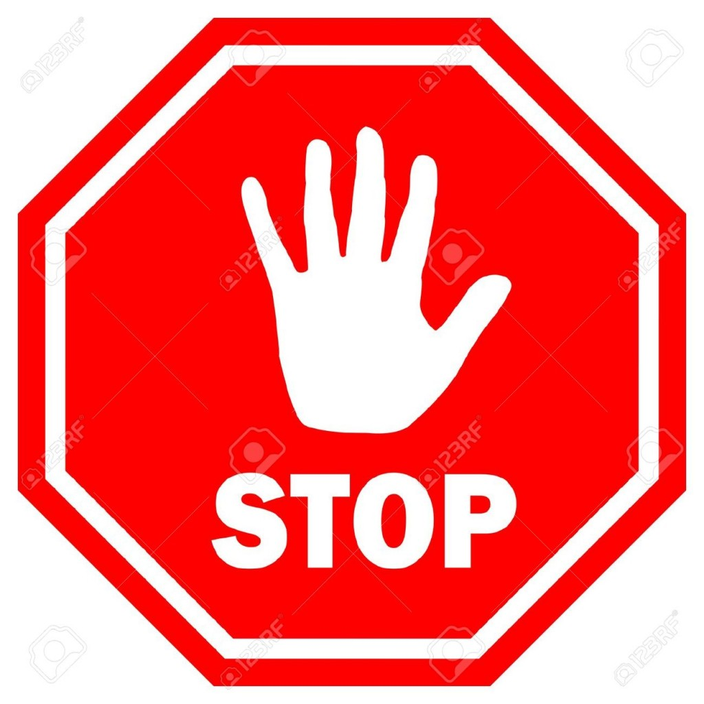 Best Stop Sign Clipart Images Clipartion Com