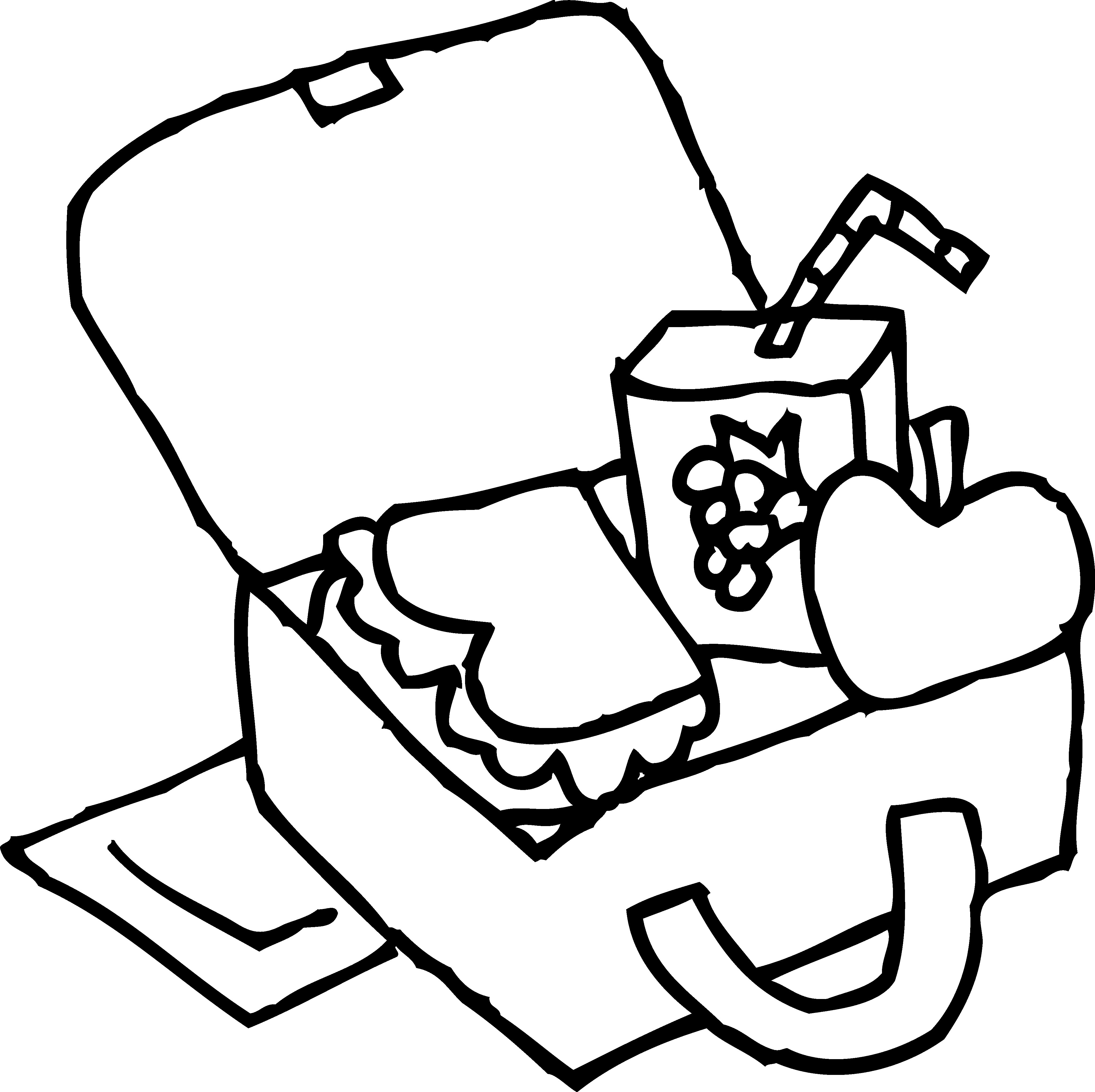 Best Lunch Box Clipart