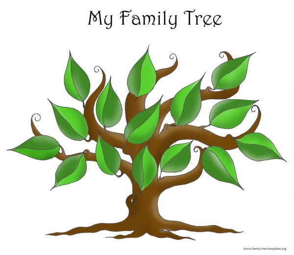 Best Family Tree Clipart #24218 - Clipartion.com