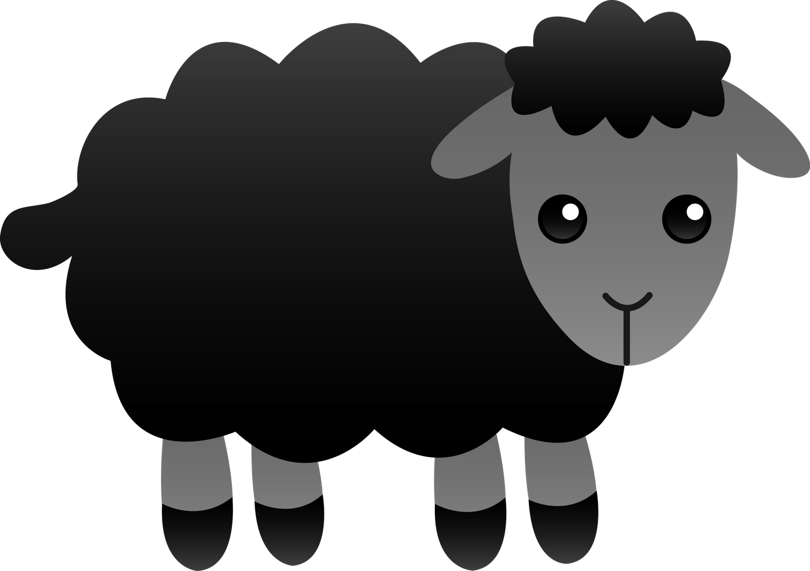 Free Sheep Clipart Pictures