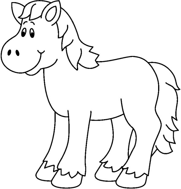 Running horse clipart free clipart images Clipartix